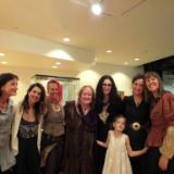 Some of the Artists: Ann Berg, Helene Athanasiadis, Barb Sparks, Katie Roberts, Carmela Leone, Jinari Mountain, Alis Maun