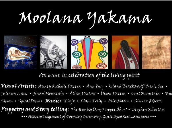 Moolana Yakama - Group Exhibition at Lot 19 Gallery